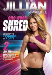 One Week Shred Workout Videos