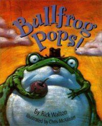 Bullfrog Pops Book