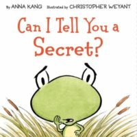 Can I Tell You a Secret? Book