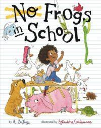 No Frogs in School book
