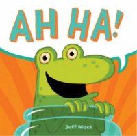 AH HA! Frog Book
