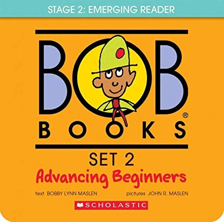 Bob Books Set 2