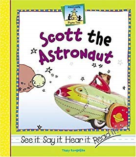Scott the Astronaut