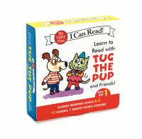 Learn to Read with Tug the Pup Set 1