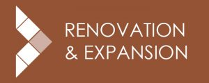 Renovation and Expansion